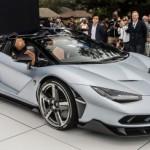 Siêu xe Lamborghini Centenario Roadster bán hết trước khi ra mắt