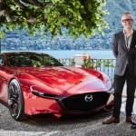 Hé lộ siêu xe mới Mazda RX-9