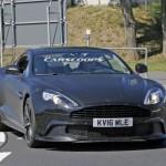 Siêu xe Aston Martin Vanquish S bản nhanh mạnh nhất chạy thử