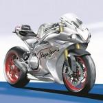 Ngắm siêu xe mô tô Norton dùng động cơ V4 1.200cc