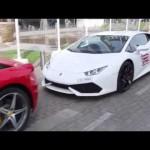 Sốc ngắm nhìn dàn siêu xe trăm tỷ làm taxi đang chờ khách ở Dubai