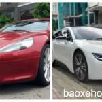 Siêu xe Aston Martin Rapide và BMW i8 đã dùng giá chỉ hơn 5 tỷ đồng