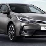 Xe bình dân giá rẻ Toyota Corolla Altis 2017 giá bán từ 430 triệu đồng