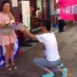 Cô gái không chấp nhận lời cầu hôn vì chàng trai dâng sổ đỏ
