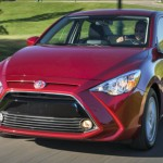 Mẫu xe Toyota Yaris iA 2017 giá bán từ 370 triệu đồng