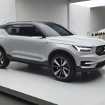 Ngắm xe sang SUV cỡ nhỏ Volvo XC40 2018