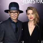 Johnny Depp chi cho vợ trẻ 10 triệu USD để kết thúc cuộc hôn nhân