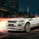 Ngắm chi tiết Range Rover Evoque bản mui trần độ bởi Hamann