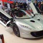 Siêu xe Windbooster Titan chạy điện hoàn toàn mới ở Trung Quốc