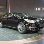 Giá bán xe sang Hyundai Genesis G80 2017 chỉ từ 910 triệu đồng