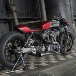 Siêu xe mô tô Triumph TR6R độ đặc biệt cho đại gia