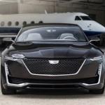 Lộ diện xe sang mới Cadillac Escala Concept