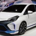 Xe giá rẻ Toyota Yaris 2017 được mức độ an toàn 4 sao