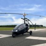 Xe ô tô lai máy bay trực thăng giá 13 tỷ sắp ra mắt