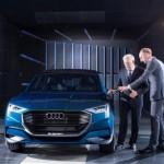 Lãnh đạo hãng Audi xác nhận Audi A9 e-tron sắp ra mắt
