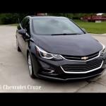 Đánh giá 5 điểm nổi bật nhất trên xe Chevrolet Cruze 2016