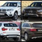 Có gần 2 tỷ đồng nên mua Mercedes GLC 250 hay BMW X3 ?