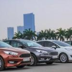 Doanh số bán xe của Ford Việt Nam tăng 92% tháng 7/2016