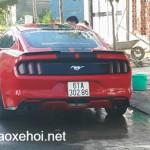 Chi tiết siêu xe Ford Mustang 2016 về Bình Dương