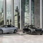 Xe sang Hyundai Genesis mới thêm công nghệ điều khiển từ xa