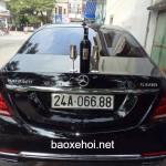Cặp xe siêu sang Maybach S600 giá 14,2 tỷ đắt nhất Lào Cai
