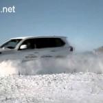 Hai màn Drift xe sang Lexus LX570 đỉnh cao