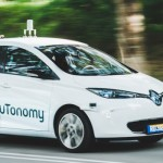 Xe taxi tự lái đầu tiên ở Singapore đã sẵn sàng chạy