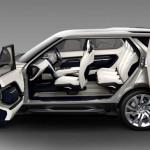 Ngắm xe sang Land Rover Discovery bản Concept
