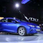 Xe điện Chevrolet Volt bán được tròn 100.000 chiếc ở Mỹ