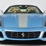 Siêu xe hiếm Ferrari 599 SA Aperta giao bán giá 1,7 triệu USD