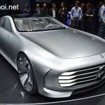 Mercedes tiết lộ sắp ra mắt 4 mẫu xe sang chạy điện