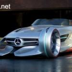 Siêu xe Mercedes-AMG R50 giá 100 tỷ đồng sắp ra mắt chính thức