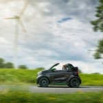 Xe Smart ForTwo phiên bản chạy điện mạnh mẽ thế nào ?