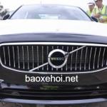Đánh giá xe sang Volvo S90 inscription đầu tiên về Việt Nam