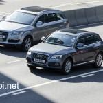 Nên mua xe Audi Q7 hay Audi Q5 ?