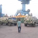 Chi tiết siêu xe chống đạn Guardian về Việt Nam