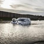 Xe Land Rover Discovery 2017 chạy thử 1,6 triệu Km trước khi ra mắt