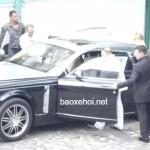 Dàn siêu xe khủng trong đám cưới của ông trùm ở Albania