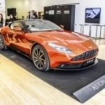 Khám phá siêu xe Anh Aston Martin DB11 mở bán ở Châu Á