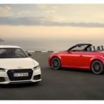 Phát thèm giá xe thể thao Audi TT S Line Competition giá 1 tỷ đồng