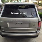 Đánh giá xe sang Range Rover Vouge bản máy dầu ở Hà Nội