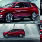 Xe Chevrolet Equinox 2018 Crossover cỡ trung cho đường phố