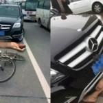Nam thanh niên ăn vạ giữa đường phố bị cảnh sát bắt