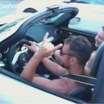 Thanh niên sĩ diện với bạn gái đâm nát đầu siêu xe Porsche 918 Spyder