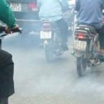 Lại đề xuất phạt xe máy không kiểm tra khí thải