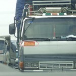 Không xử phạt xe tải khi thiếu khẩu hiệu 'Tính mạng con người là trên hết'