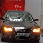 Xe sang Audi A8 bị triệu hồi vì lỗi hệ thống nhiệt động cơ