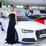 Công bố bảng giá bán xe sang Audi vào tháng 9/2016