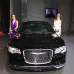 Xe sang Chrysler 300 2017 được đánh giá an toàn 4 sao