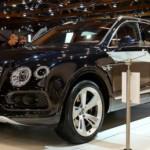 Xe siêu sang Bentley Bentayga chính hãng đầu tiên sắp về Việt Nam